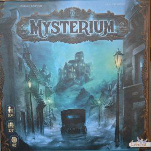 Bild: Spieleschachtel Mysterium