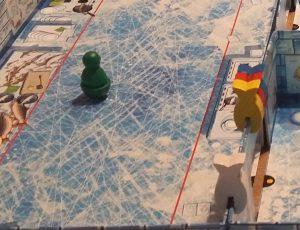 Bild: Spielfeldausschnitt mit Spielfiguren