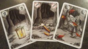 Bild: aufgedeckte Spielkarten