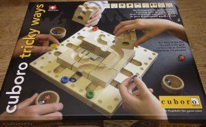 Bild: Spieleschachtel Cuboro tricky ways