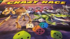 Bild: Spielschachtel Crazy Race
