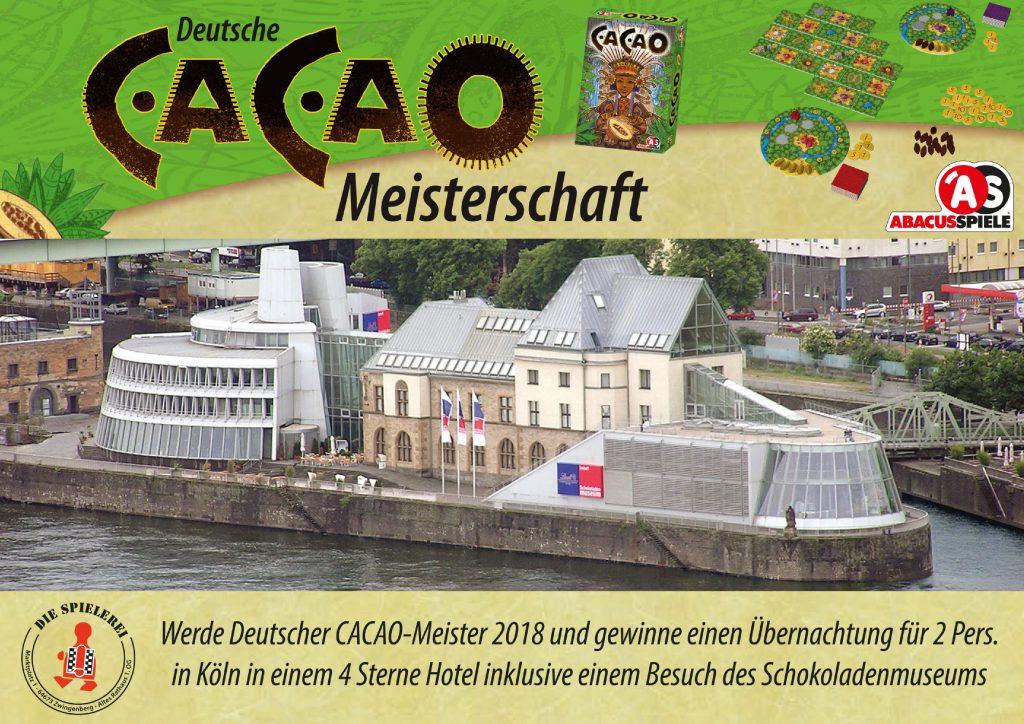 Pfarrkirchen: Cacao Turnier + Frostgrave @ Spielecafé der Generationen - Jung und Alt spielt e.V. | Pfarrkirchen | Bayern | Deutschland