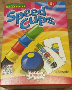 Bild: Spielschachtel Speed Cups