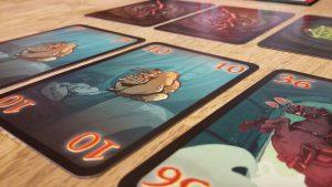 Bild: Spielkarten mit aufgedruckten Zahlen