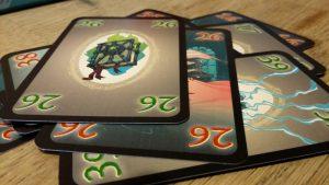 Bild: einige Spielkarten