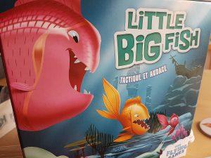 """Bild: Spielschachtel """"Little Big Fish"""""""