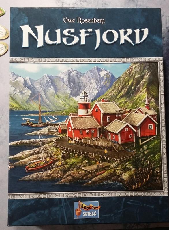 Bild: Spielschachtel Nusfjord