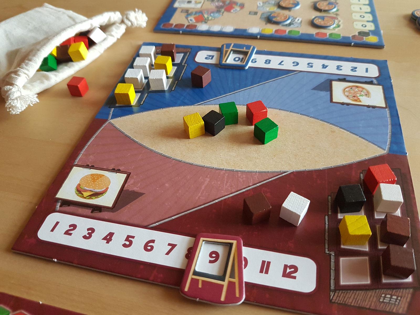 Burger Spiele