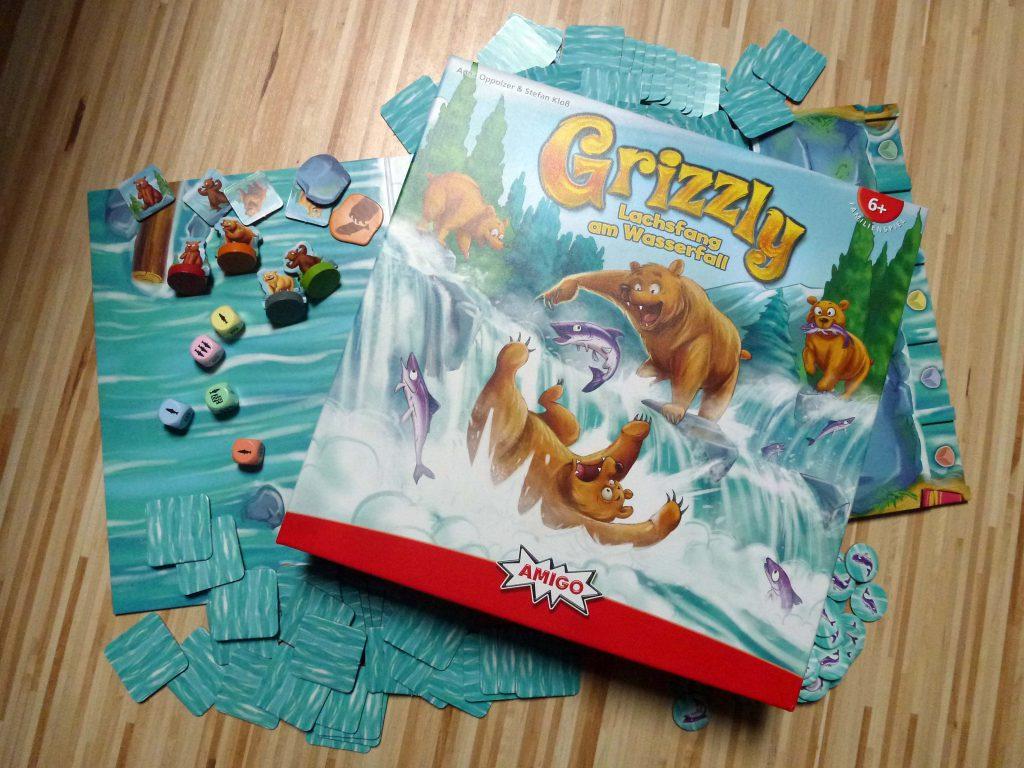 Grizzly von Amigo