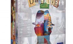 Metalldose Spiel Detective Club