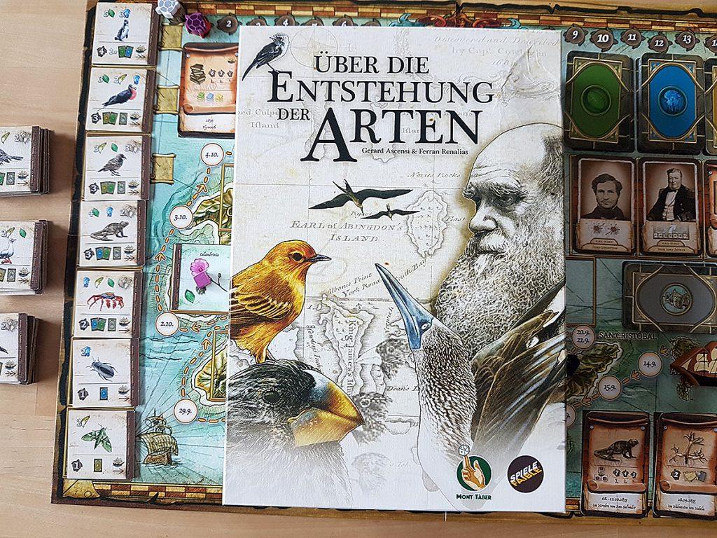 Über die Entstehung der Arten - Spielbox
