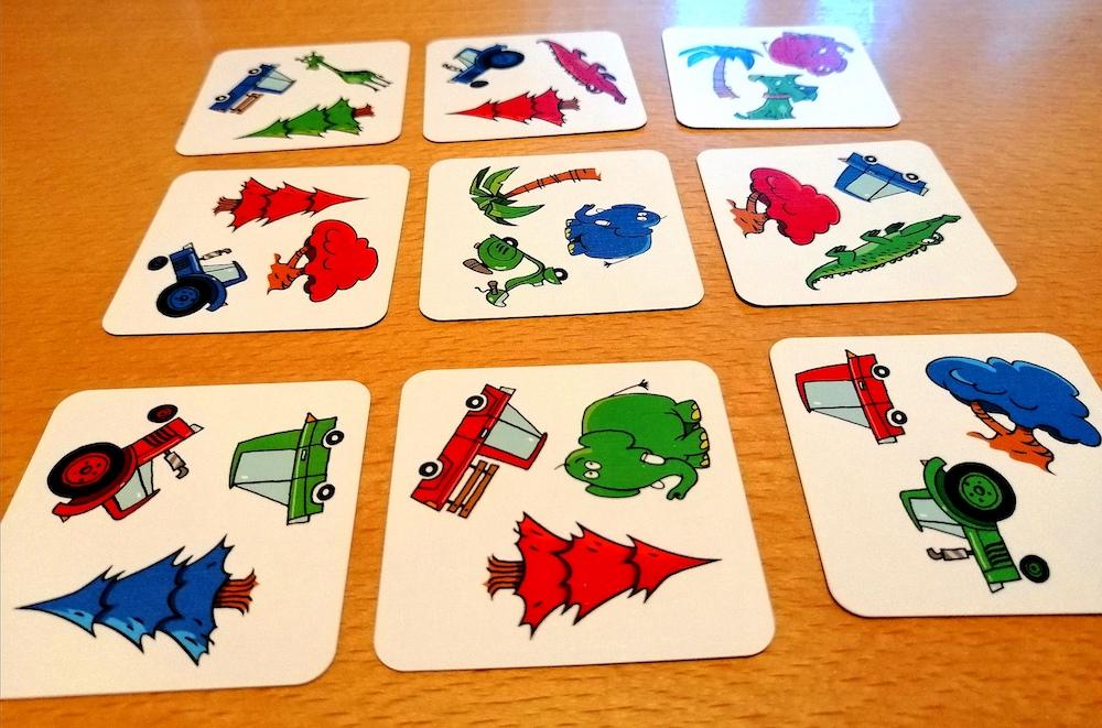 Kartenbeispiele