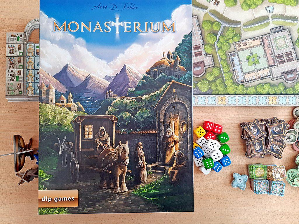 Monasterium - Spielbox