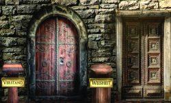 Türen im Schloss
