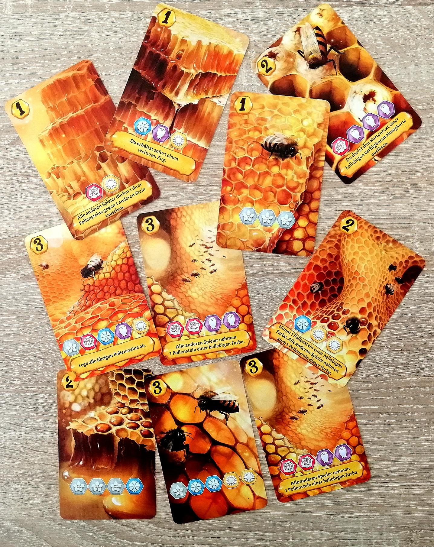Honigkarten