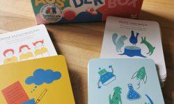 Geschichten aus der Box Kartensets