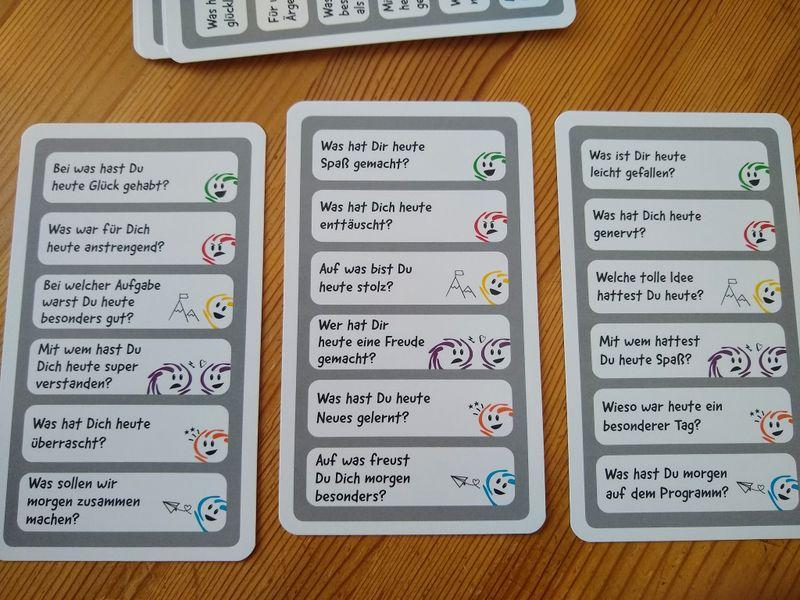 Schnell-Spiel-Karten