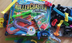Roller Coaster Challenge alle Teile