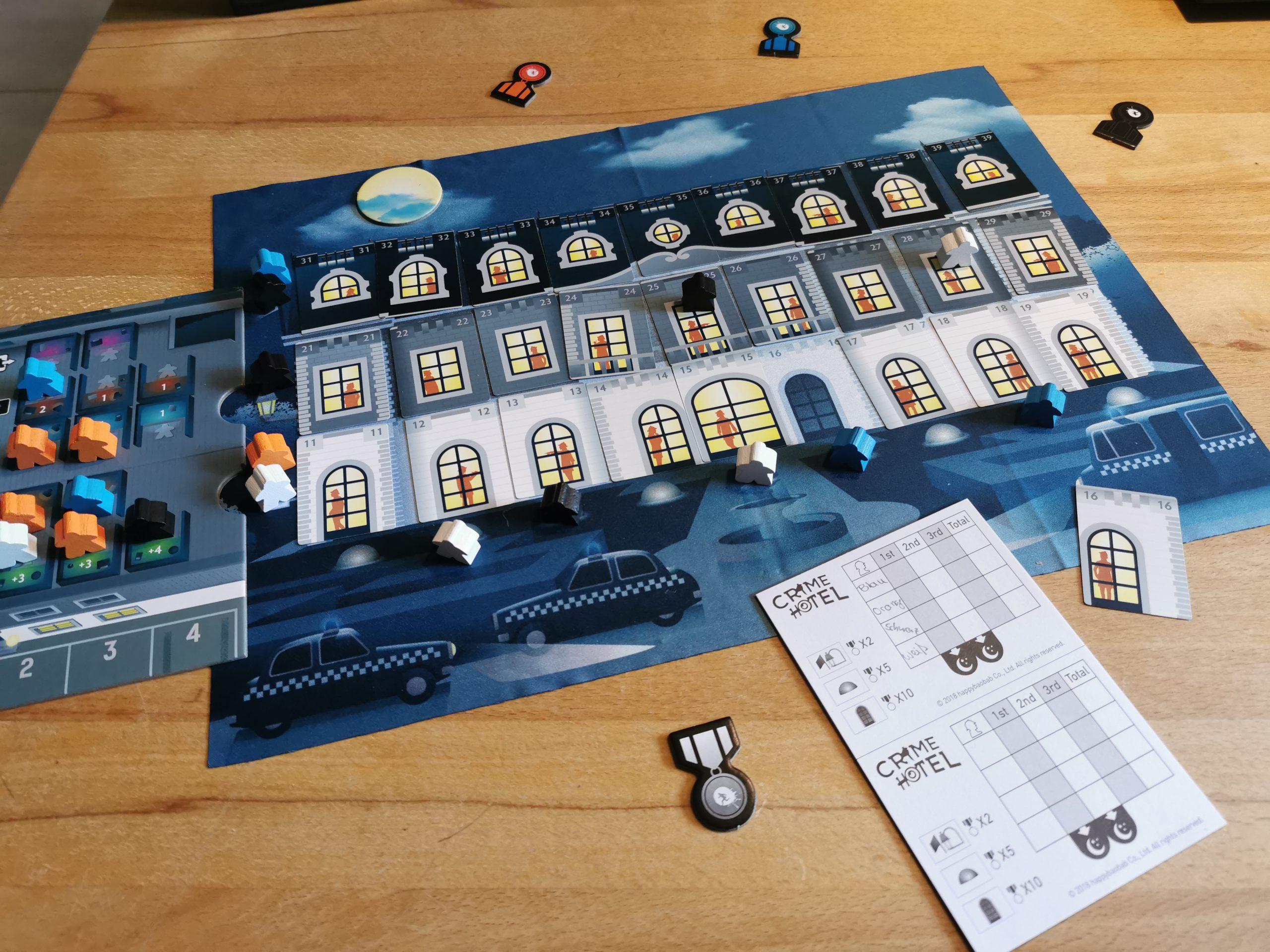 Crime Hotel Wertung