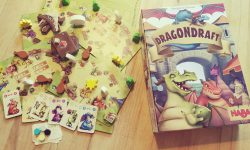 Dragondraft Spielmaterial