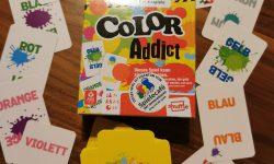 Color Addict (Inhalt und Verpackung)