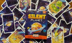 Silent Planet Schachtelinhalt
